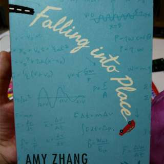 Falling into place - Novel by Amy Zhang