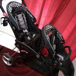 Contours Option LT Double Stroller