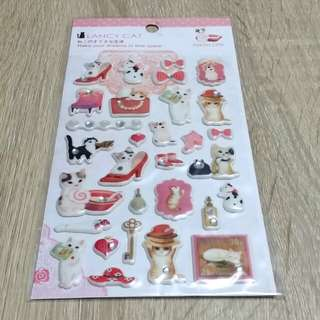 Lancy Cat Sticker