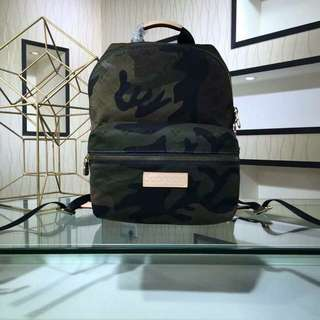 🔥😍Louis Vuitton x Supreme Apollo Camo Backpack