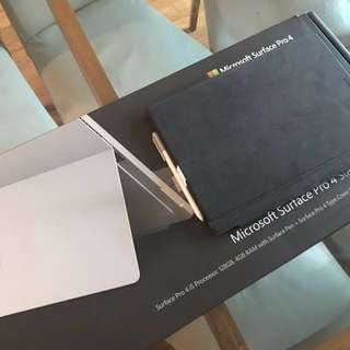 Microsoft Surface Pro 4 Starter Pack