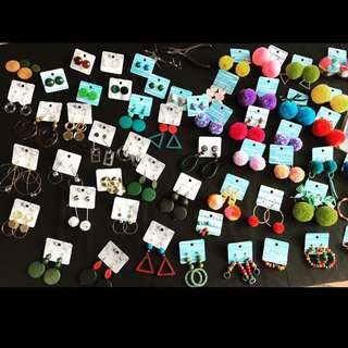 🚚 Handmade earring