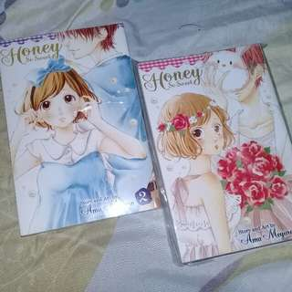 Honey So Sweet volume 1 and 2 (bundle)