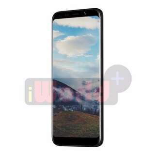 Bluboo S8 Black 3GB 32GB MTK6750T Octa Core Dual Rear Camera Android 7.0