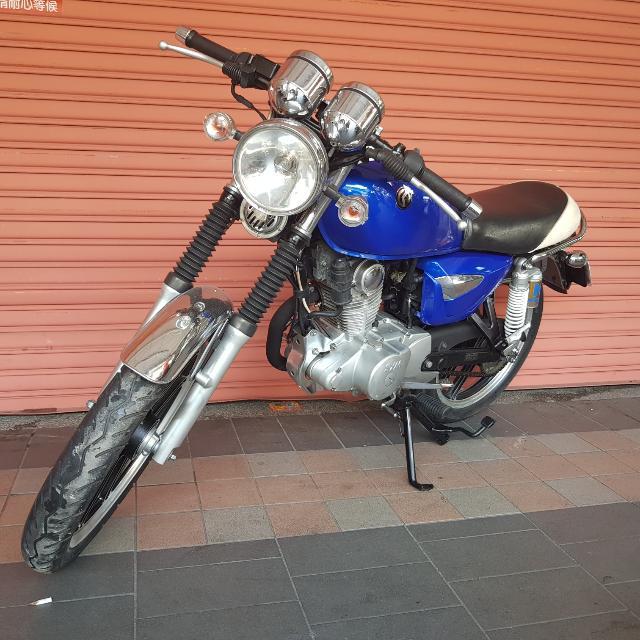2010年 三陽 野狼R 125cc 五期噴射