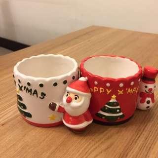 🚚 聖誕對杯