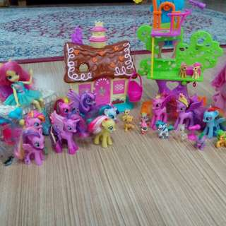 Toys - My Little Pony