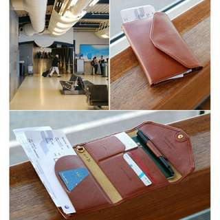 COD - Multifunction Passport Wallet