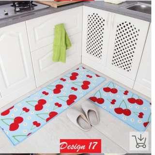kitchen floor mat design