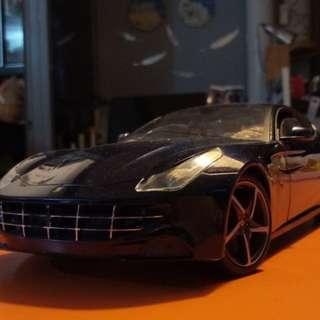 Hot Wheels Elite Ferrari FF
