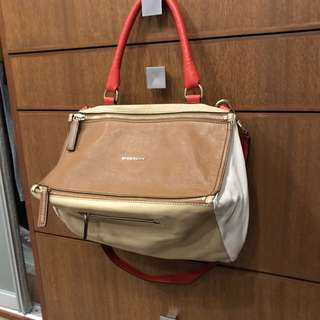 GIVENCHY Pandora Color Blocked Bag