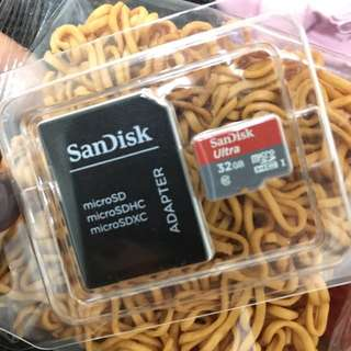 32GB相機記憶卡