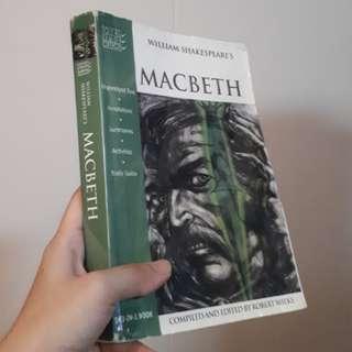 Macbeth - Pansing total study edition