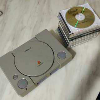 Sony Playstation PS1 *Faulty