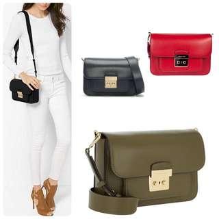 💕Michael kors sloan editor leather shoulder Bag