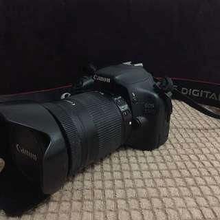 Canon EOS 55OD