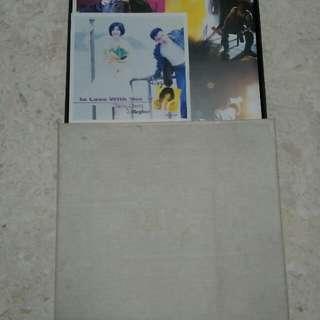 Original Jacky Cheung CD Album