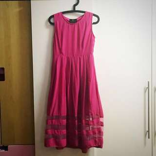 Moonriver Midi Dress