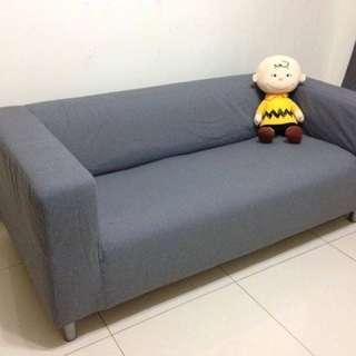 Ikea 兩人座沙發