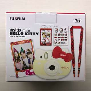 Instax Mini Fujifilm Hello Kitty 2016 Red Edition
