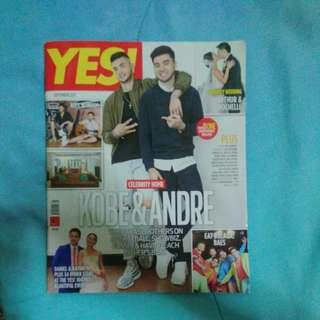 YES Magazine - September 2017