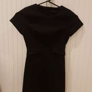 Zara Trafuluc Black Playsuit (XS, Brand New)