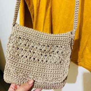 峇里島編織小包