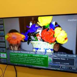 SONY SMART LED 48in TV KDL-48R550C