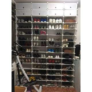 組合鞋櫃 Shoes Cabinet