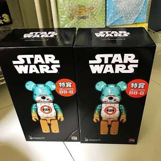 Star Wars BB-8 400% Bearbrick