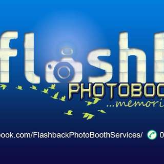 Flashback photo-booth services
