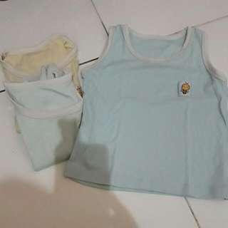 baju bayi isi 3