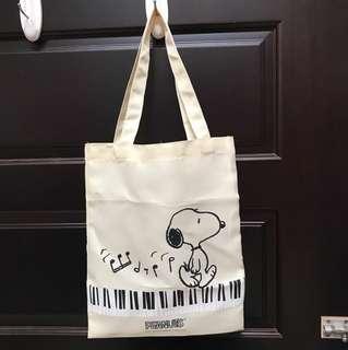 SNOOPY購物袋(中)