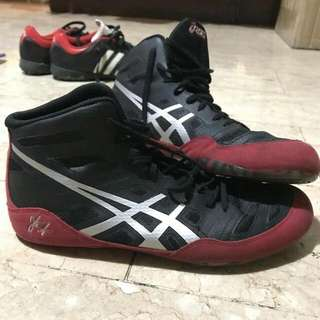 Authentic Asics Boxing Shoes