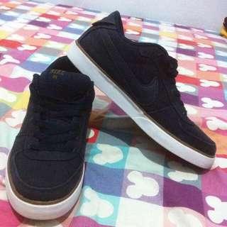 Nike MVRK canvas blue navi #sneakers #shoes #sepatu