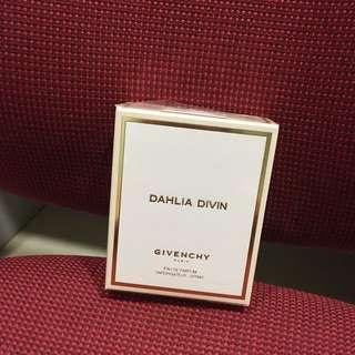 BNIB Givenchy Dahlia Divin EDP 75ml