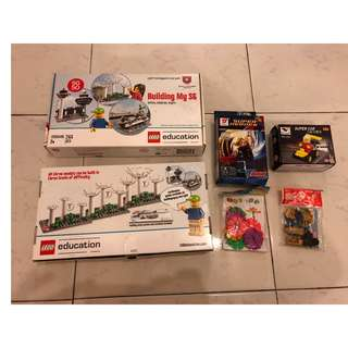 SG50 Limited Edition Lego - MOE issued Set