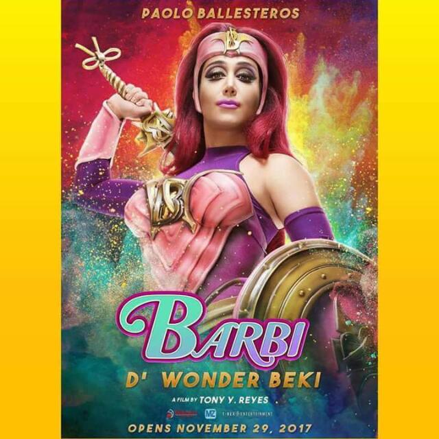3 Premier Tickets Barbi Da Wonder Beki