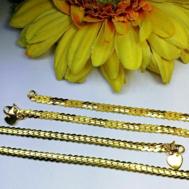 916 Snake Skin Bracelete