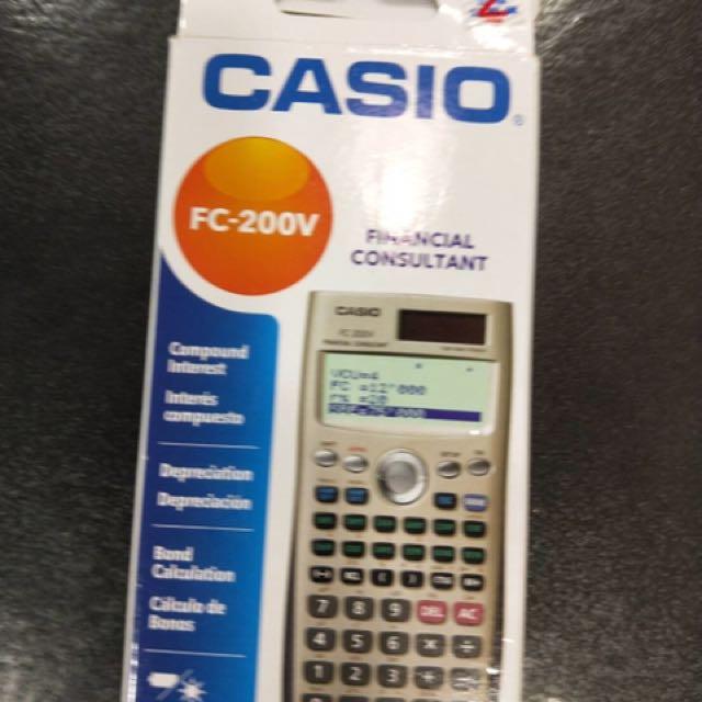 卡西歐計算機