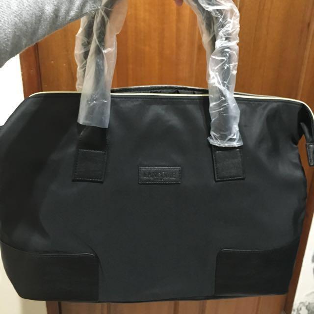 蘭蔻旅行包