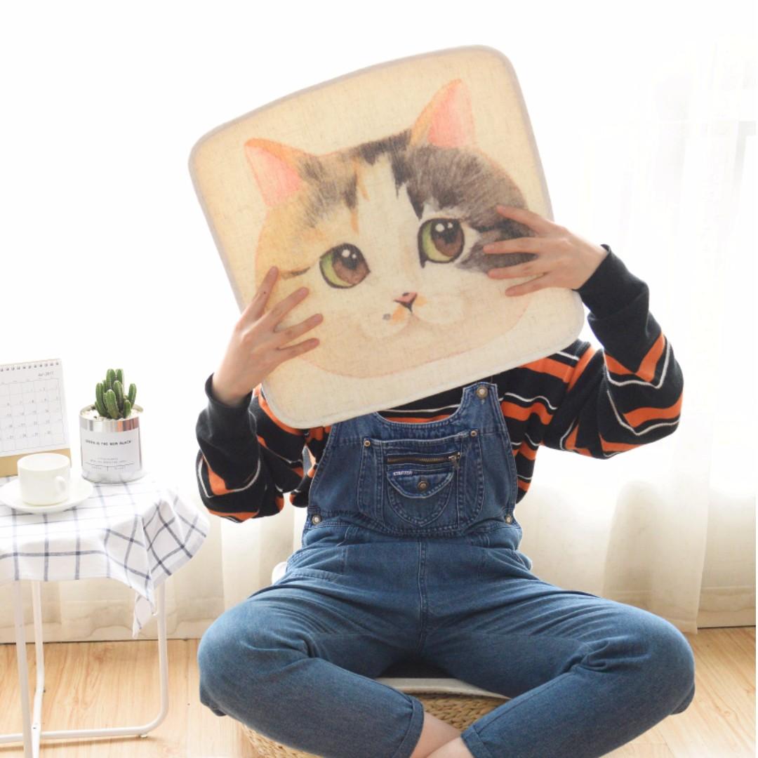 貓咪辦公室坐墊椅墊