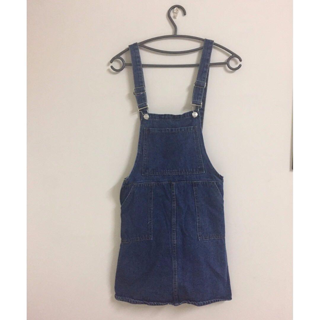 夏天出清- 牛仔吊帶裙 #兩百元丹寧