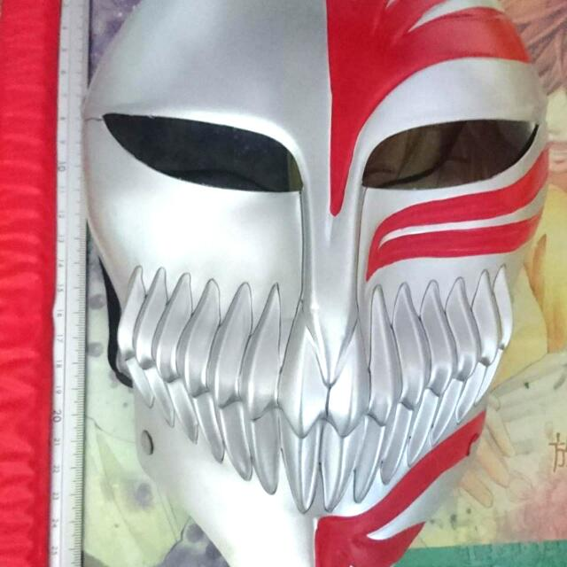 死神面具 cosplay動漫道具 一護面具