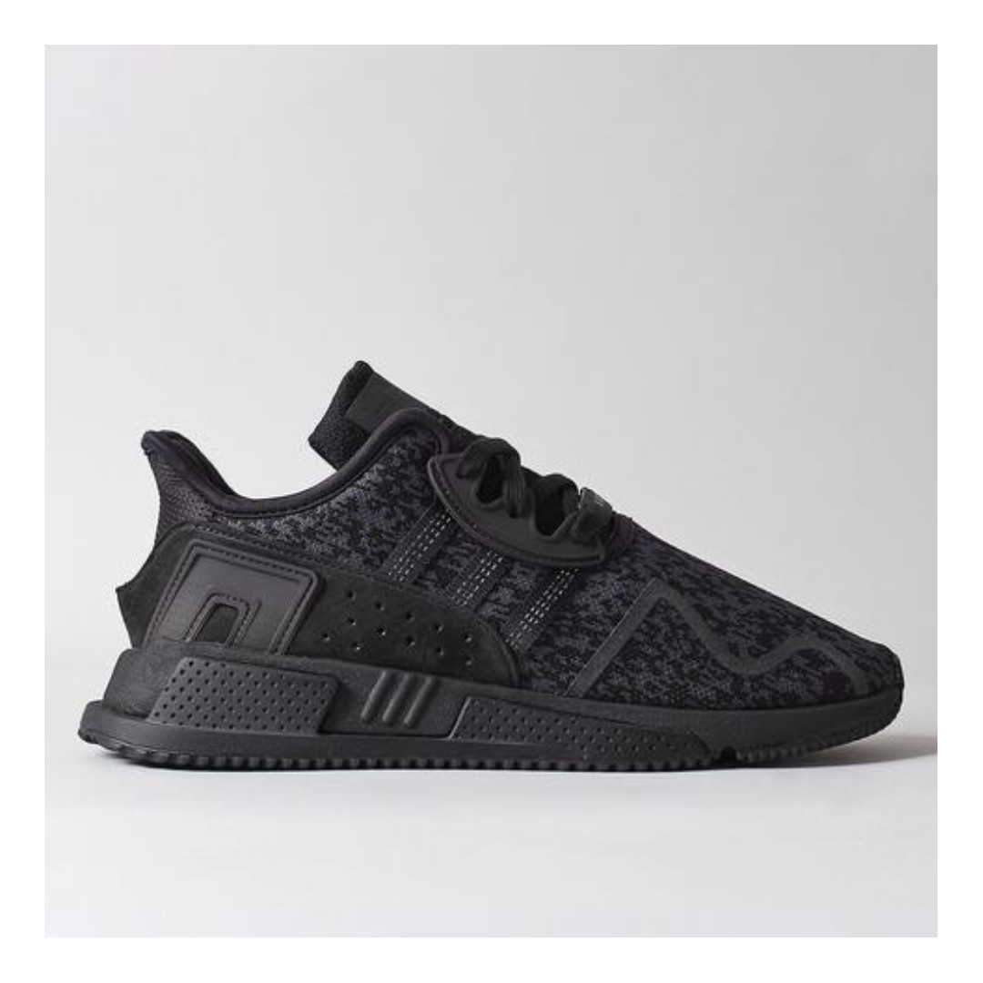 reputable site bcc2e 7b10f Adidas Originals EQT Cushion ADV Shoes ADIDAS ORIGINALS EQT CUSHION ADV  SHOES – CORE BLACKFOOTWEAR WHITE, Mens Fashion, Footwear, Sneakers on  Carousell
