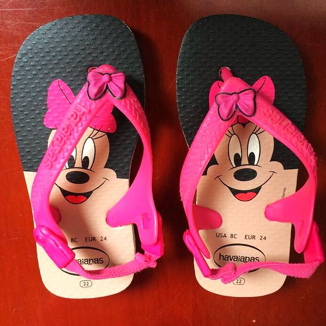 Authentic disney havaianas