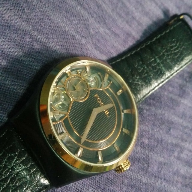 Authentic Fossil Twist Watch