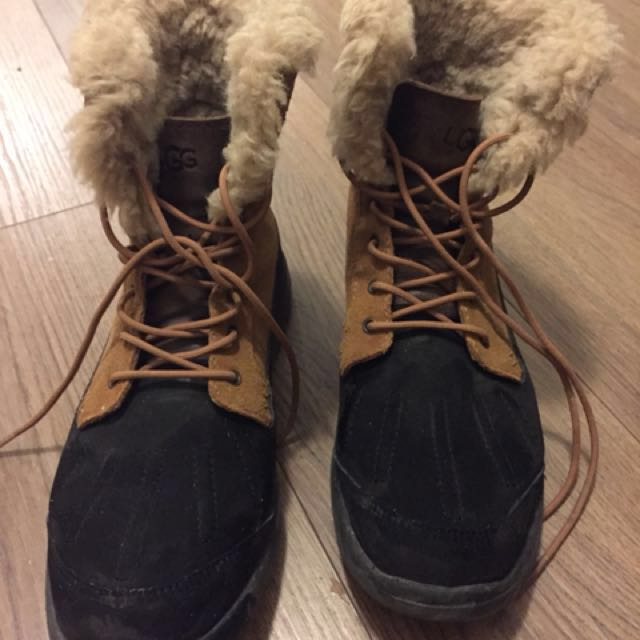 Authentic UGG winter boots