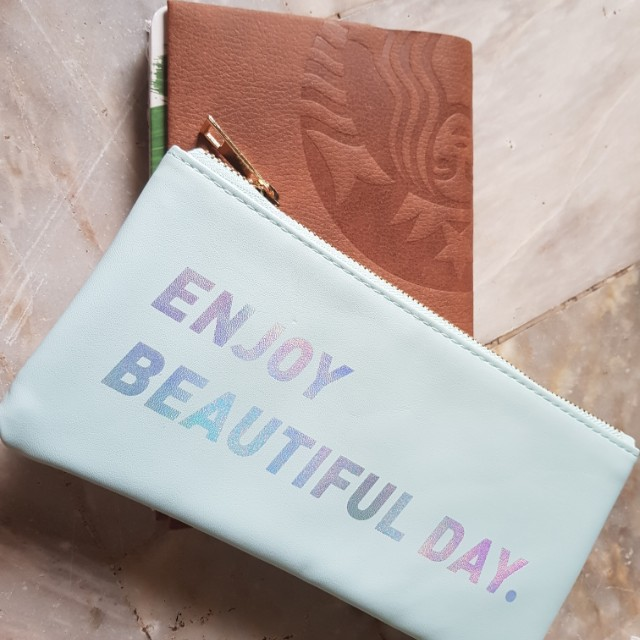 Banila co limited edition pouch