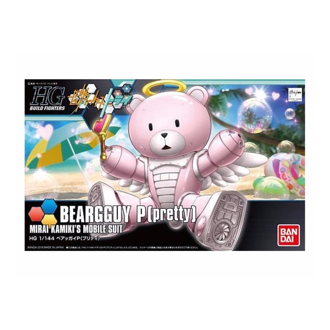 Beargguy P 模型